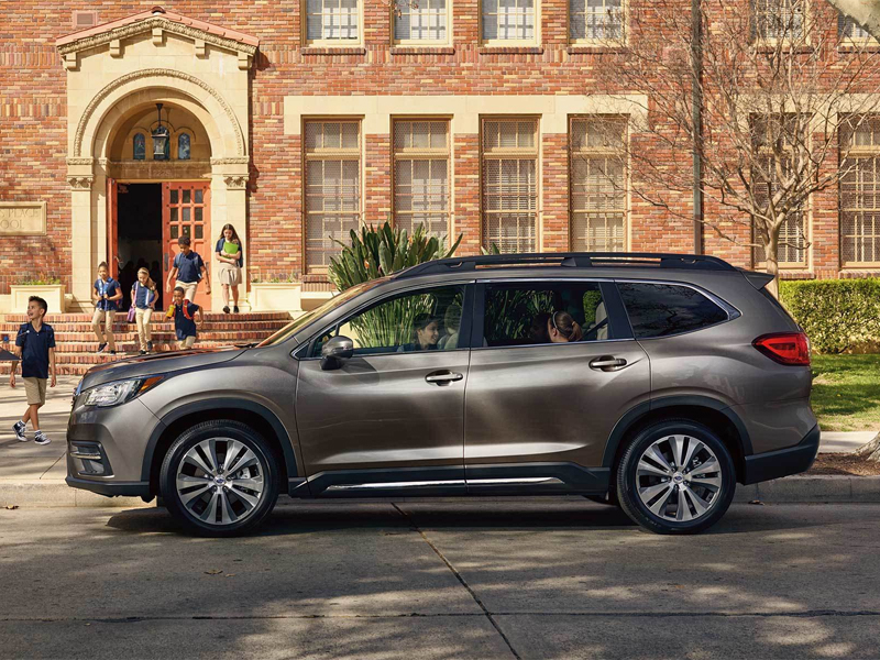 See the 2021 Subaru Ascent near Detroit MI