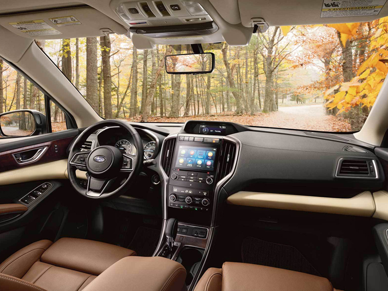 Detroit MI - 2021 Subaru Ascent's Interior