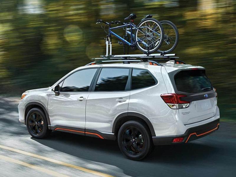 Compare the 2022 Subaru Forester near Eldorado Springs CO