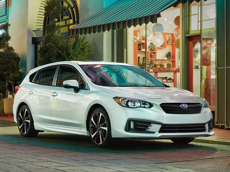 Introducing the 2021 Subaru Impreza in Southfield MI