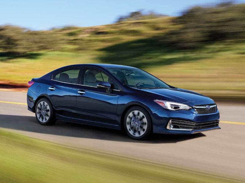 Drive the top-rated 2021 Subaru Impreza near Eldorado Springs CO
