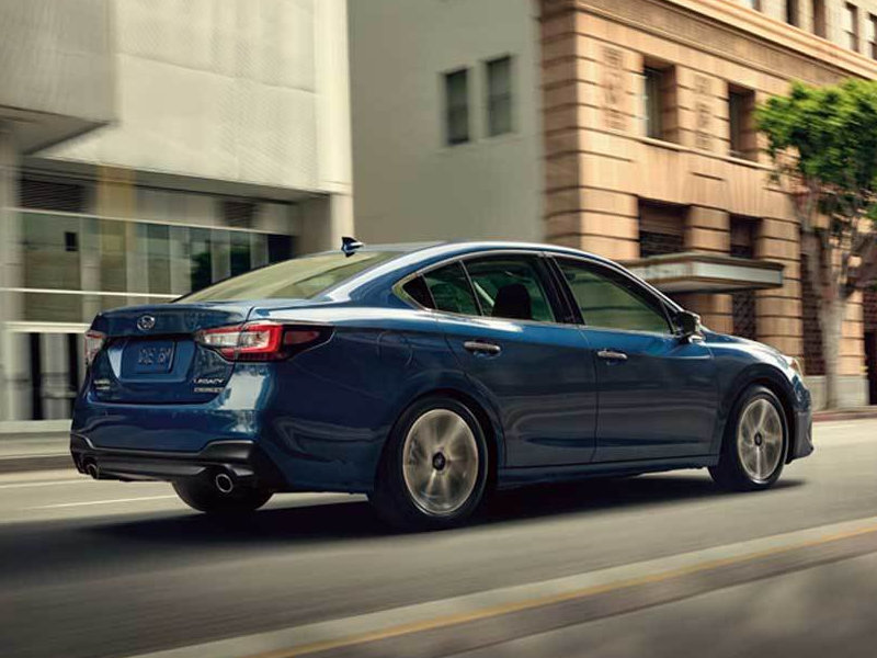 2021 Subaru Legacy Trim Levels near Detroit MI