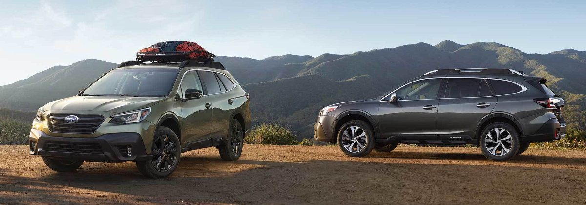 2021 Subaru Outback Lease and Specials near Detroit MI