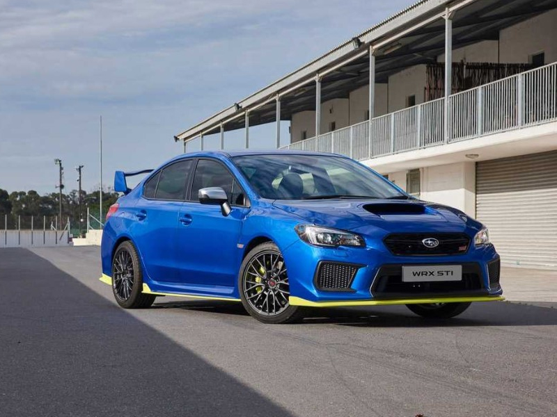 Detroit Review - 2021 Subaru WRX