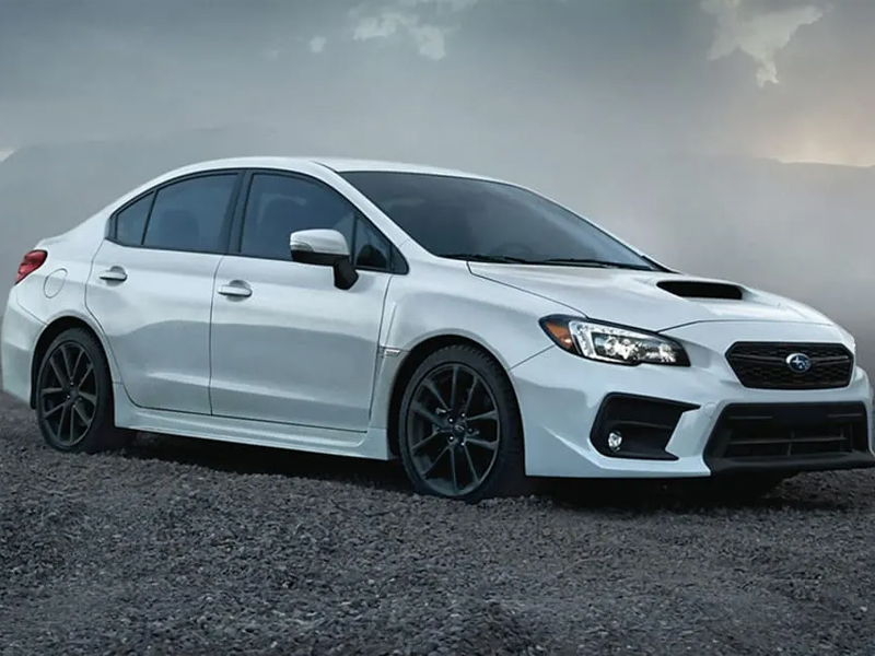 2021 Subaru WRX Trim Levels near Detroit MI