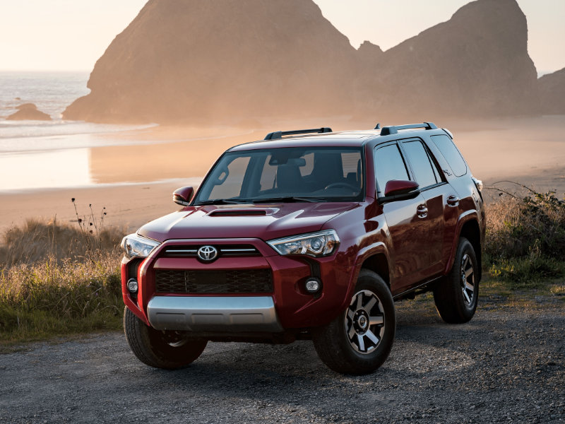 Youngstown OH - 2021 Toyota 4Runner's Mechanical