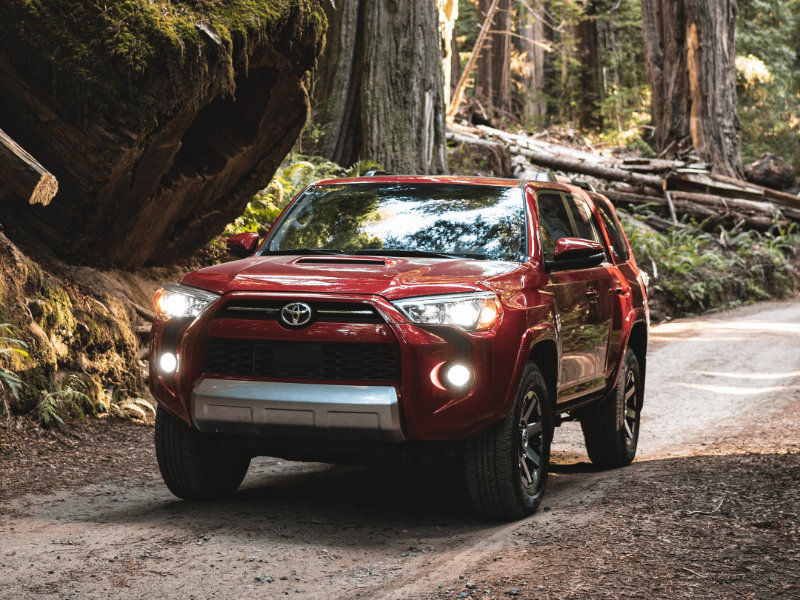 2021 Toyota 4Runner in Hermitage PA