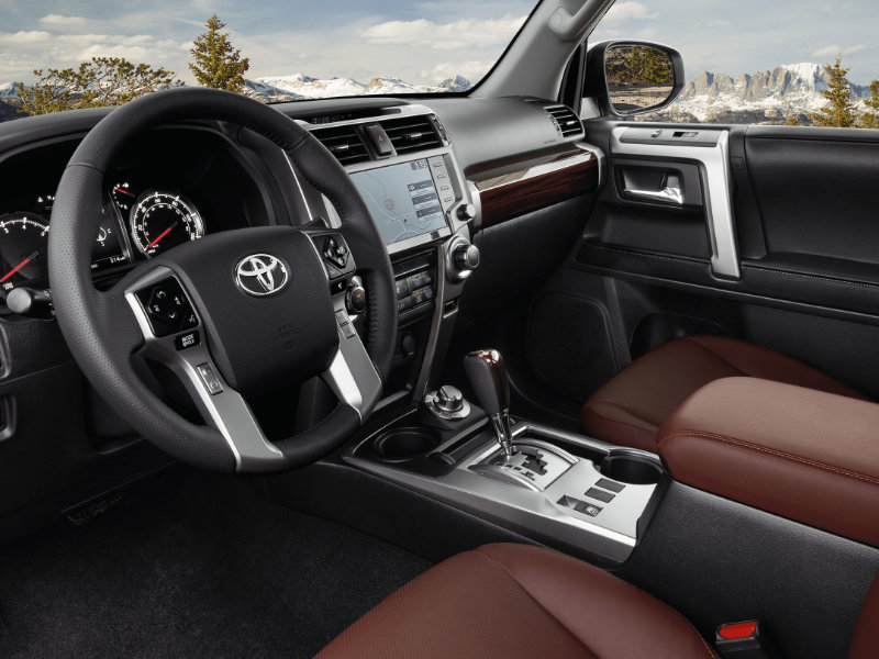 Youngstown OH - 2021 Toyota 4Runner's Interior