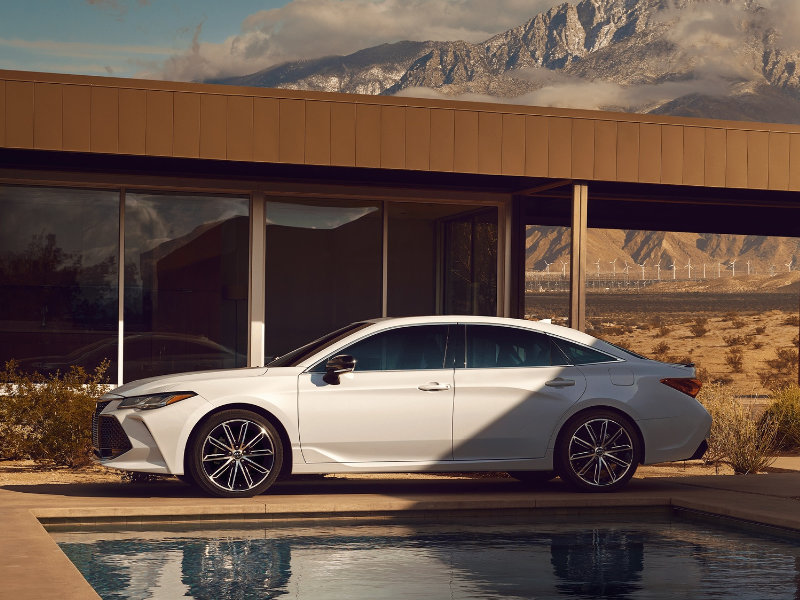 Toyota Repair near me New Castle PA - 2021 Toyota Avalon's Overview