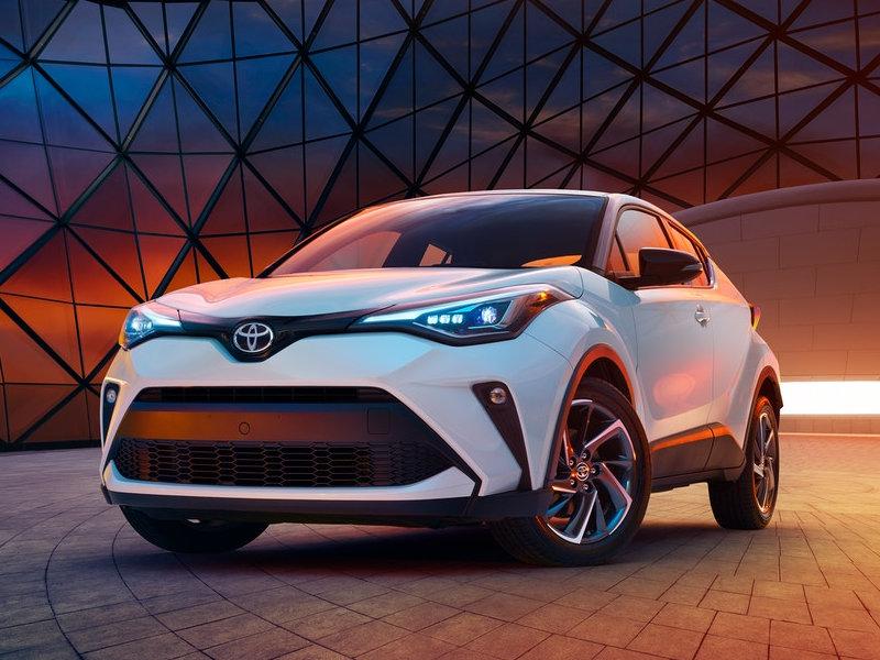 Shreveport LA - 2021 Toyota C-HR's Overview