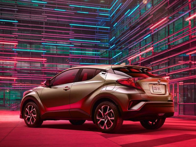 2021 Toyota CH-R in Shreveport LA