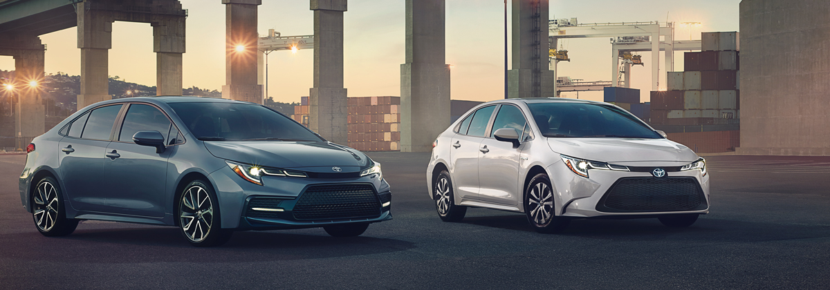 2021 Toyota Corolla Lease and Specials in Hermitage PA