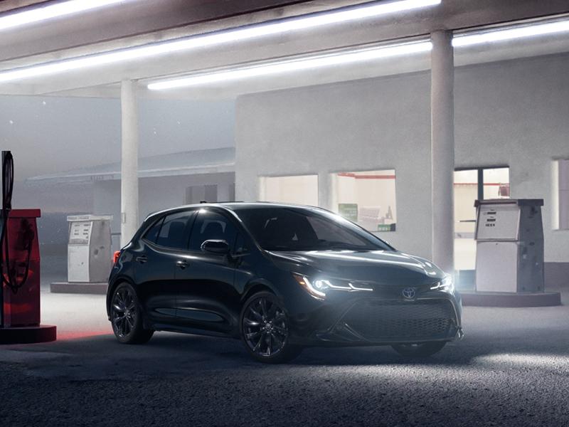 2021 Toyota Corolla Hatchback in Shreveport LA