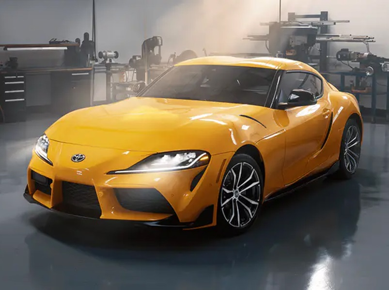 2021 Toyota GR Supra in Hermitage PA