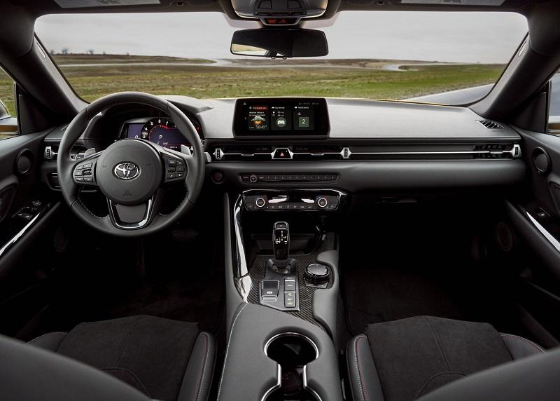 Hermitage PA - 2021 Toyota GR Supra's Interior