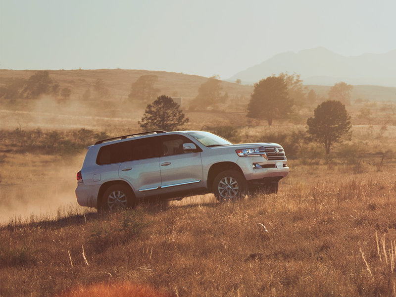 Pittsburgh PA - 2021 Toyota Land Cruiser's Overview