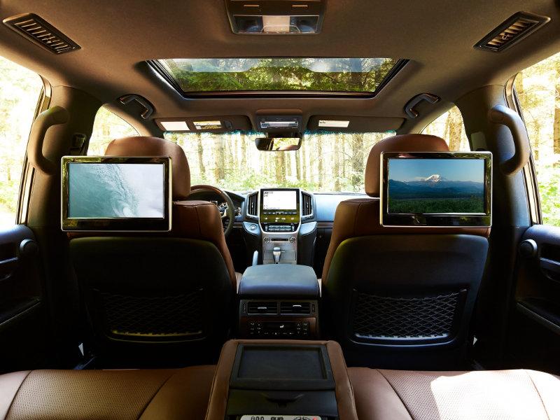 Pittsburgh PA - 2021 Toyota Land Cruiser's Interior
