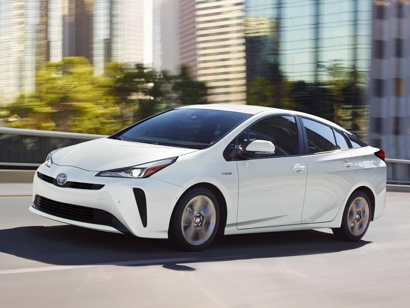Pittsburgh PA - 2021 Toyota Prius's Overview