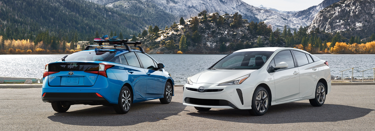 Take home a 2021 Toyota Prius near Hubbard OH