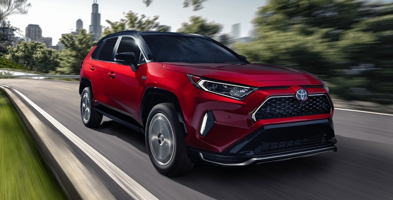 2021 Toyota RAV4 Prime Review near Bossier City LA