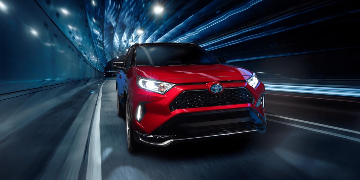 2021 Toyota RAV4 Prime Review - Hermitage PA