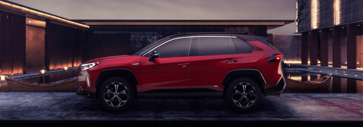 2021 Toyota RAV4 Lease and Specials in Hermitage PA