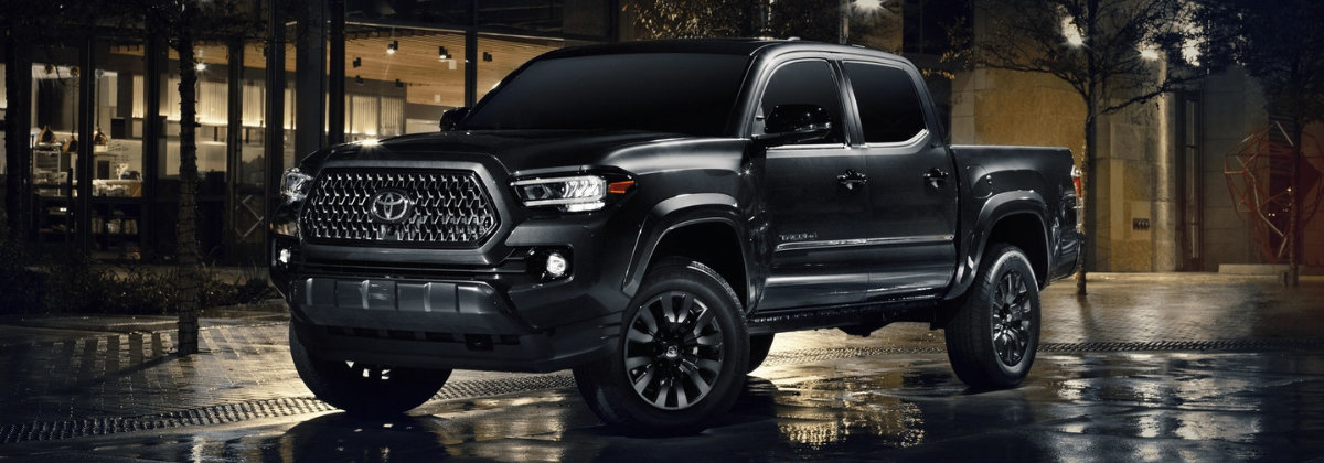 2021 Toyota Tacoma Lease and Specials near Pittsburgh PA