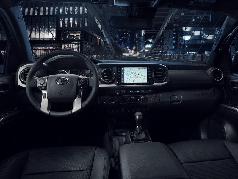Bossier City LA - 2021 Toyota Tacoma's Interior