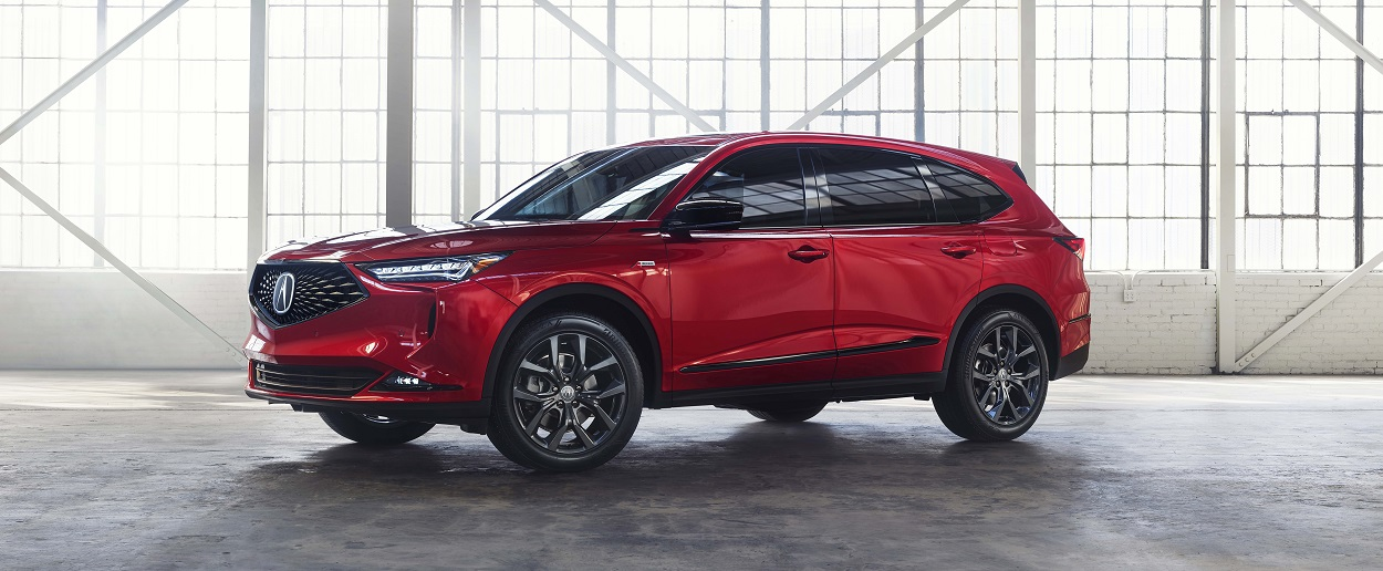 Test drive the 2022 Acura MDX near Littleton CO