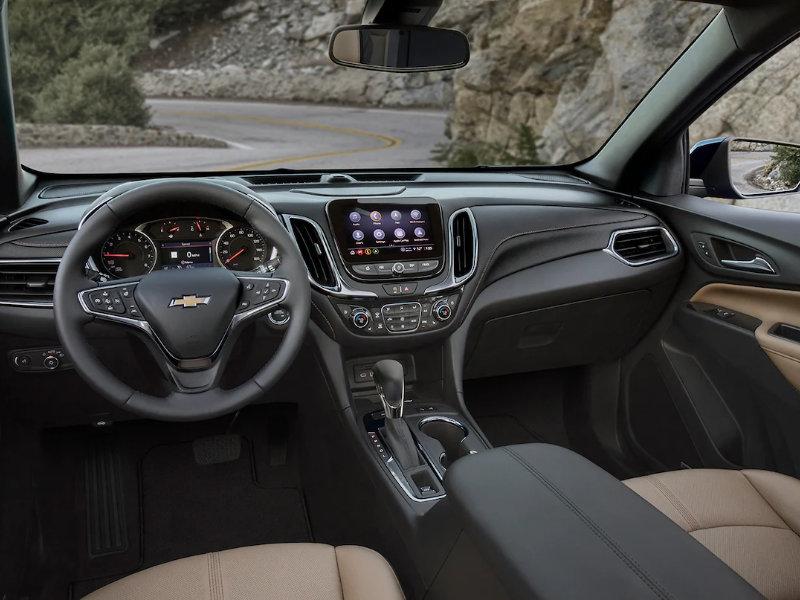 Hermitage PA - 2022 Chevrolet Equinox's Interior