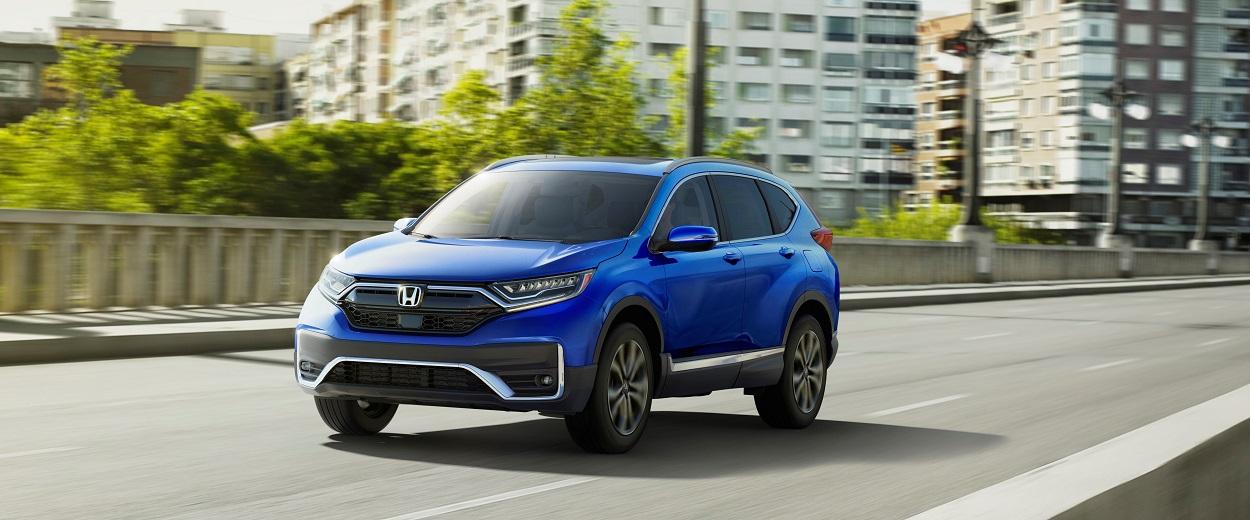 2022 Honda CR-V is a Great Family Car near North Liberty IA