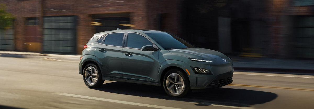 2022 Hyundai Kona Electric Review near Denver CO