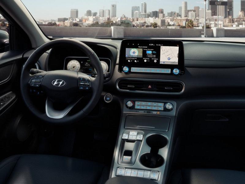 Denver CO - 2022 Hyundai Kona Electric's Interior