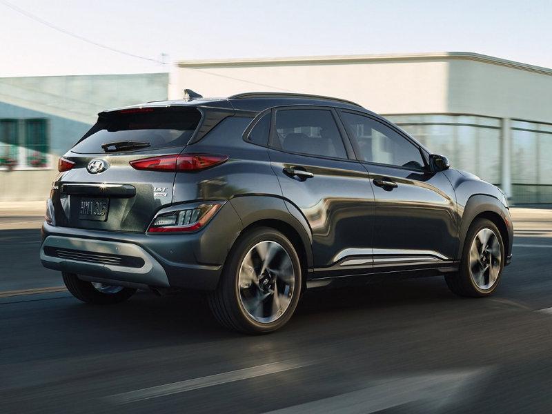 Centennial CO - 2022 Hyundai Kona's Overview