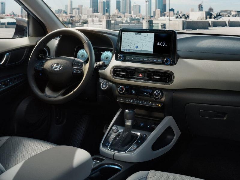 Centennial CO - 2022 Hyundai Kona's Interior