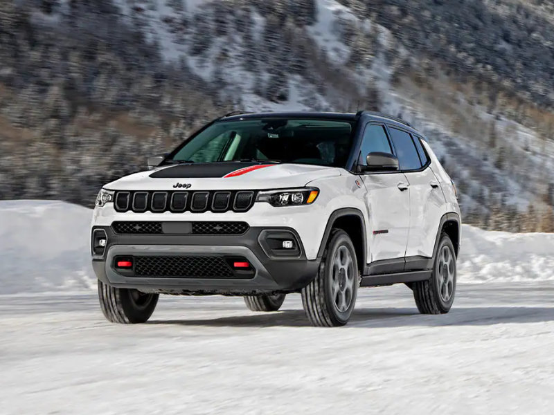 Fort Wayne IN - 2022 Jeep Compass's Overview