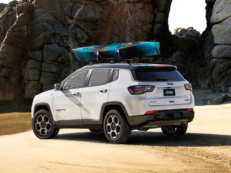 Fort Wayne IN - 2022 Jeep Compass's Mechanical