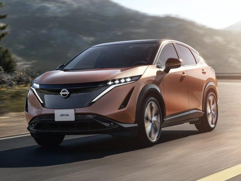 Los Angeles CA - 2022 Nissan Ariya's Overview