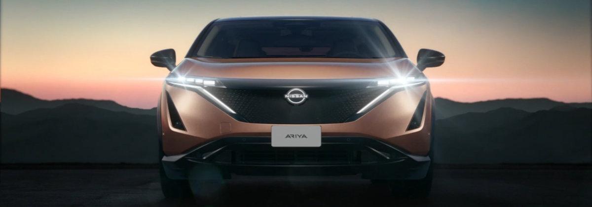 2022 Nissan Ariya near Los Angeles CA