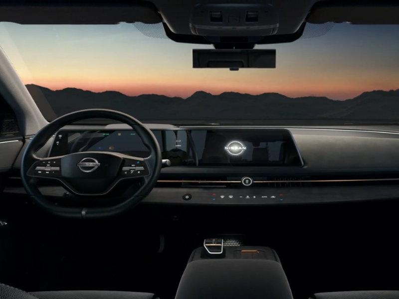 Los Angeles CA - 2022 Nissan Ariya's Interior