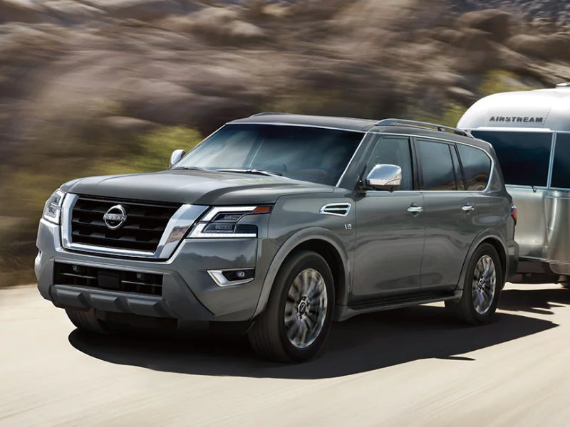 Clearwater FL - 2022 Nissan Armada's Overview
