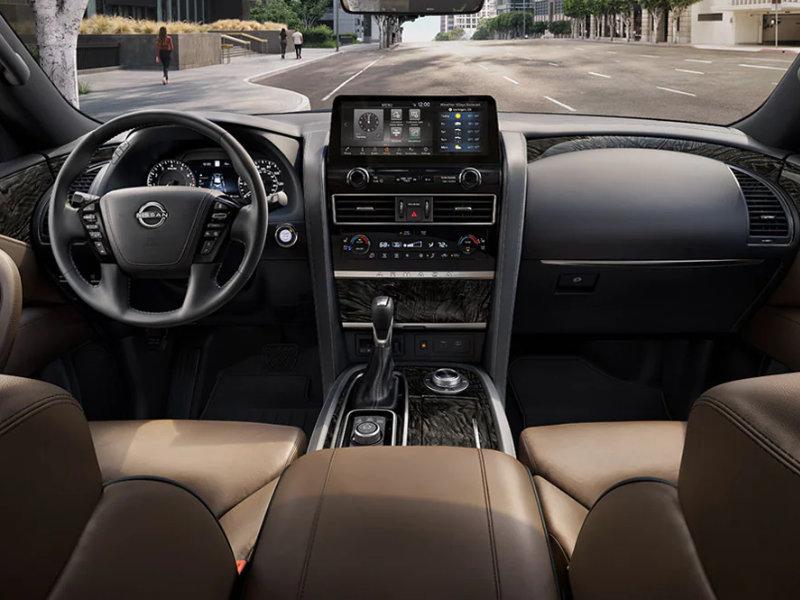 Clearwater FL - 2022 Nissan Armada's Interior