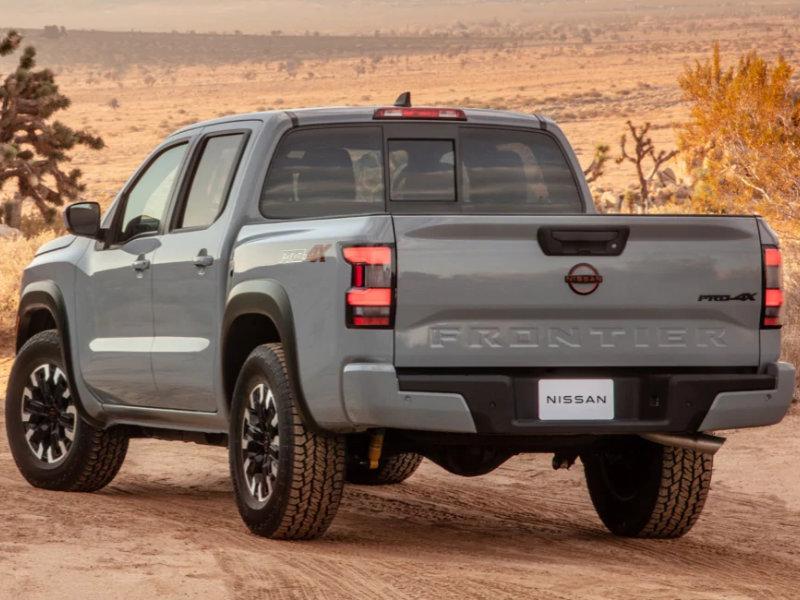 San Antonio TX - 2022 Nissan Frontier's Mechanical