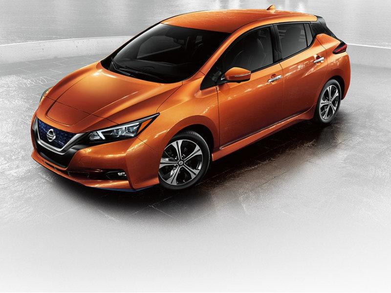 Irvine CA - 2022 Nissan LEAF's Overview