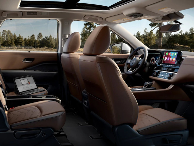 San Juan Capistrano CA - 2022 Nissan Pathfinder's Interior