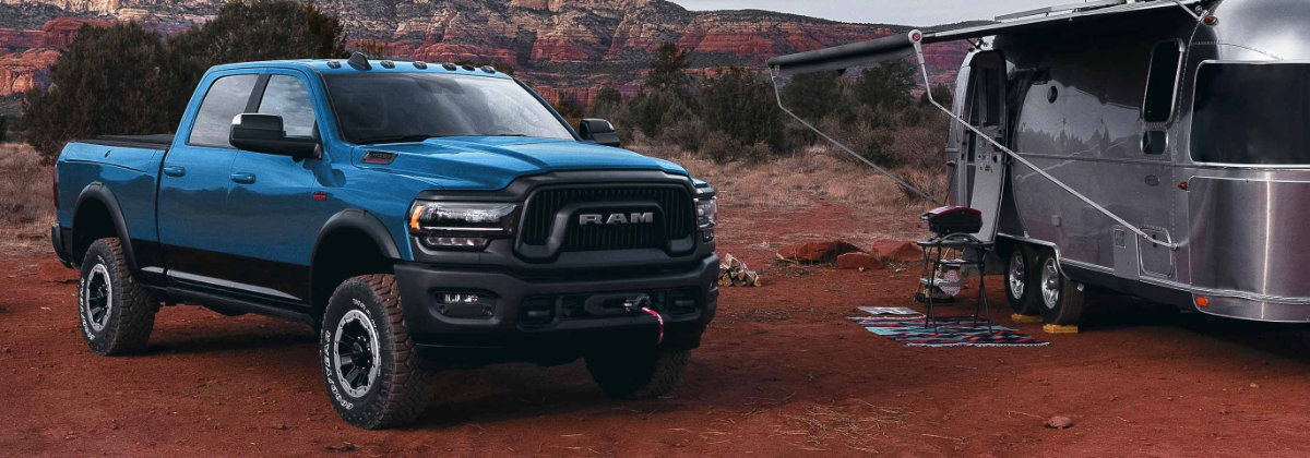 Check out the 2022 Ram 2500 near Alhambra CA