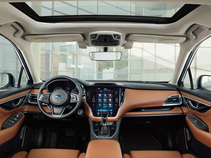 A 2022 Subaru Legacy helps you focus near Lafayette CO
