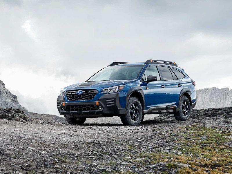 Detroit MI - 2022 Subaru Outback Wilderness's Mechanical