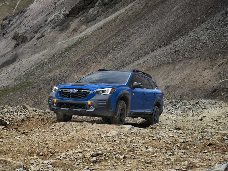 Detroit MI - 2022 Subaru Outback Wilderness's Overview