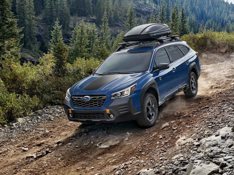 A 2022 Subaru Outback Wilderness sports new improvements near Nederland CO